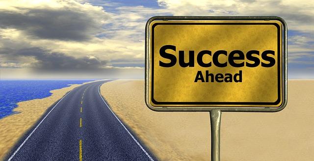 Succes is geen toeval of toch wel?