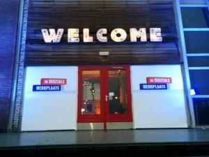 Digitale Werkplaats van Google in Nijmegen