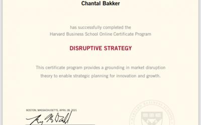 Disruptive Strategy – Harvard Business School